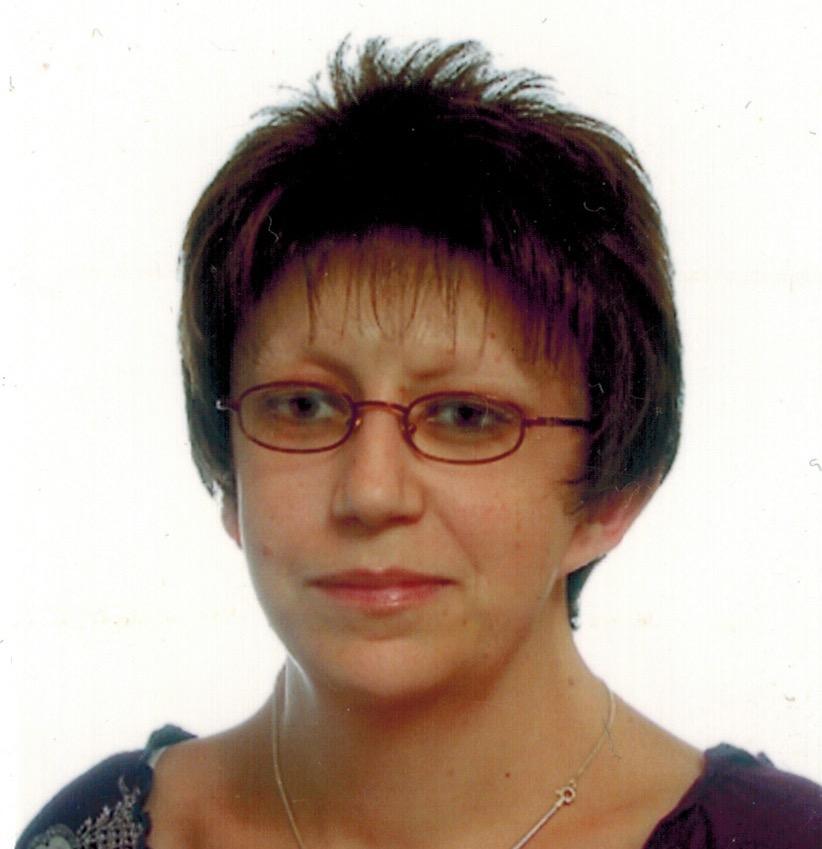 mgr Agnieszka Rutkowska